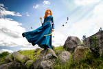 [Brave] - Merida cosplay