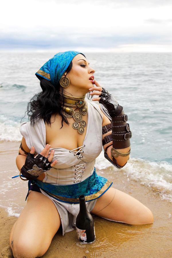 age isabella cosplay Dragon