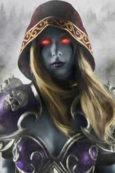 [World Of Warcraft] - Sylvanas Windrunner cosplay