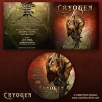 CRYOGEN - Psalms of Deceit EP by fensterer