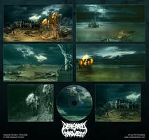 Abysmal Torment CD Layout by fensterer