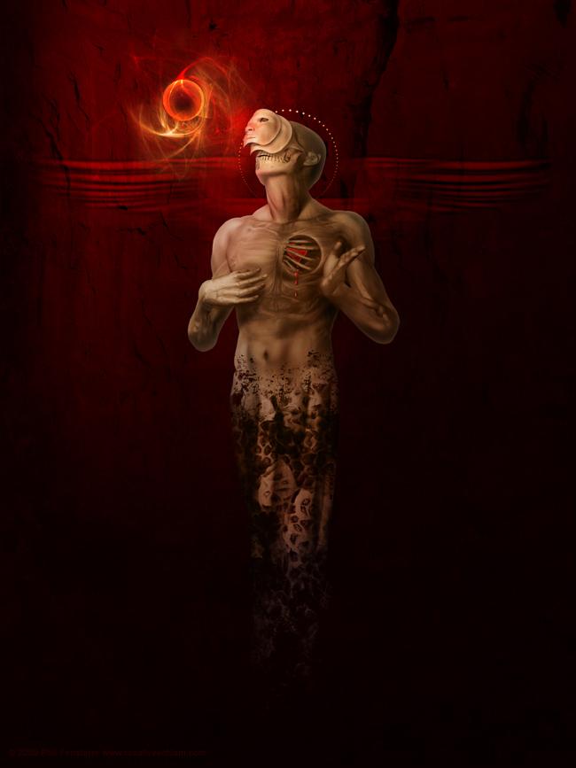 My Heart Bleeds by fensterer