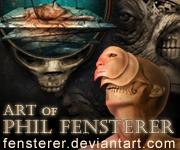 Art Banner 01 by fensterer