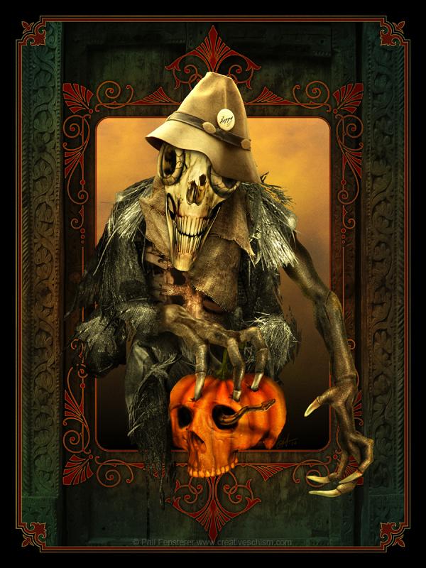 Scarecrow's Revenge by fensterer