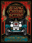 String Cheese Incident Capitol Theatre 2014 by fensterer