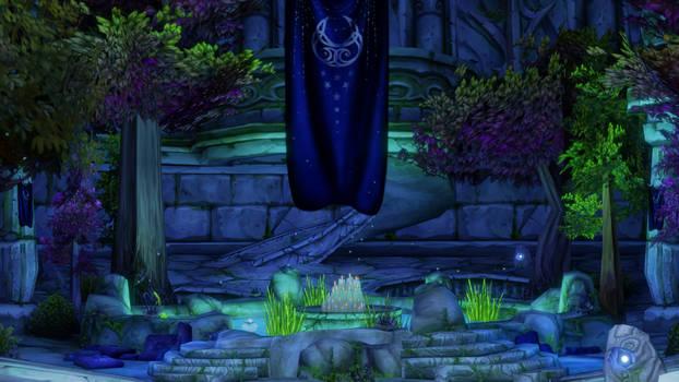 The Handmaidens Temple of Isildien