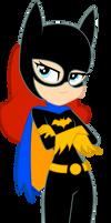 Equestria Girls x DC Comics: Batgirl
