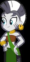 Zecora in Equestria Girls