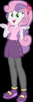 Equestria Girls Next Gen: Sweetie Belle