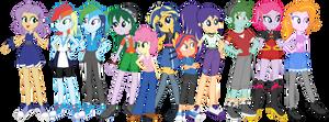 Equestria Girls: My Next Gens