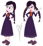 Toko/Genocide Jack in Equestria Girls
