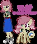 Equestria Girls: Zoe Coal