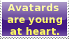 Avatards are young at heart by RavaT