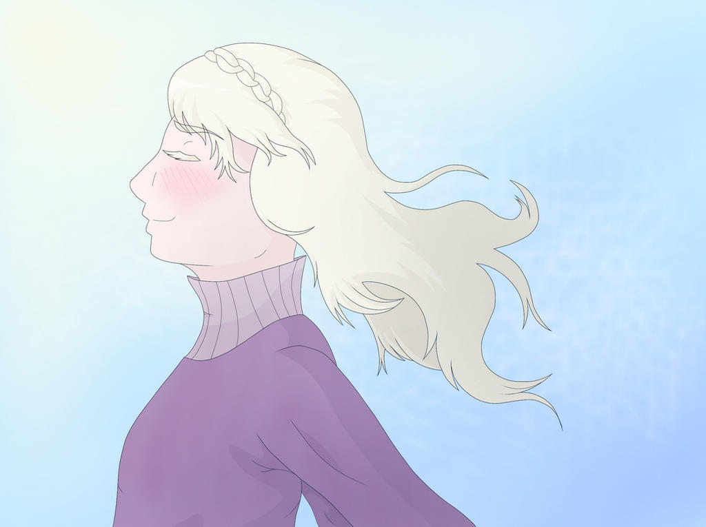 Another Random Girl by Fermter