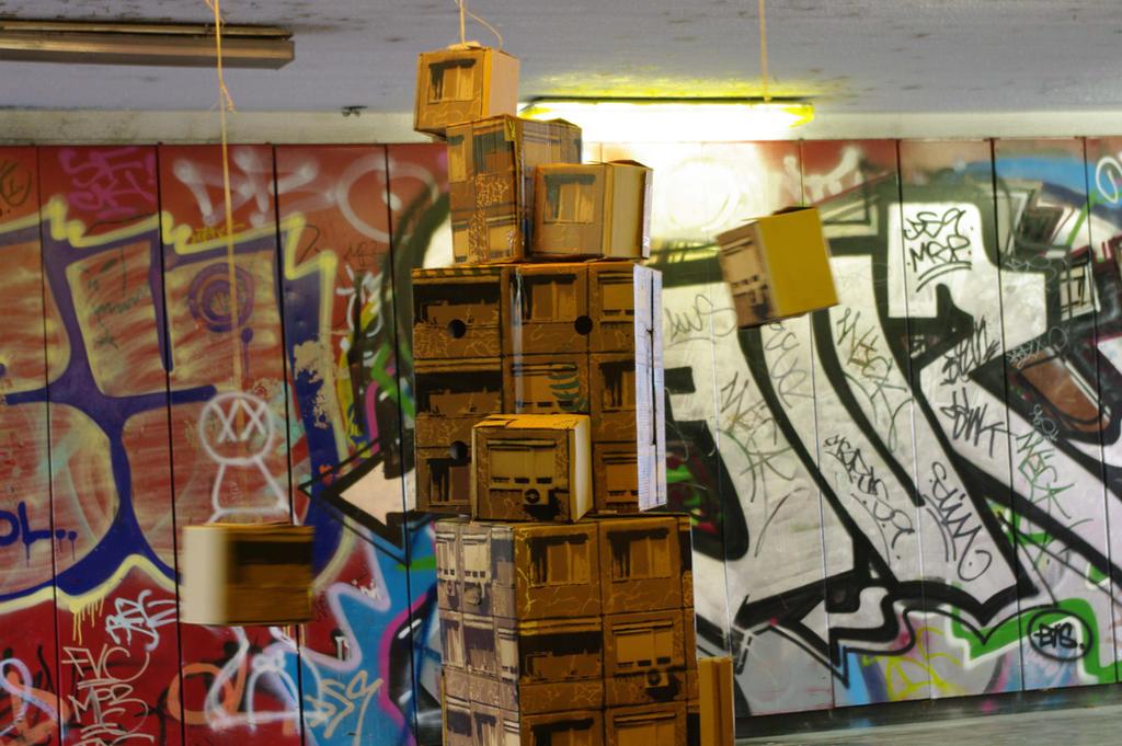 urban traces I by b-r-u-t-a-l