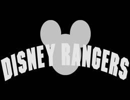 Disney Rangers by TheLastDisneyToon