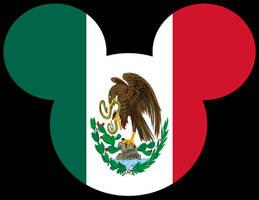 Mexican Mouse Head by TheLastDisneyToon