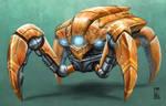 Crab Tandoori :)