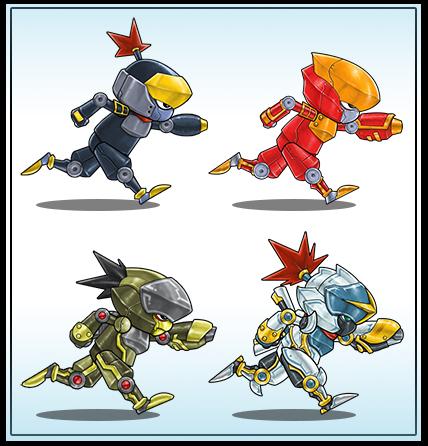 Ninjas by cjcenteno