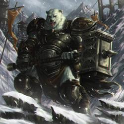 Grabir Frosthammer by cjcenteno