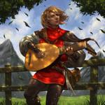 Wandering Bard