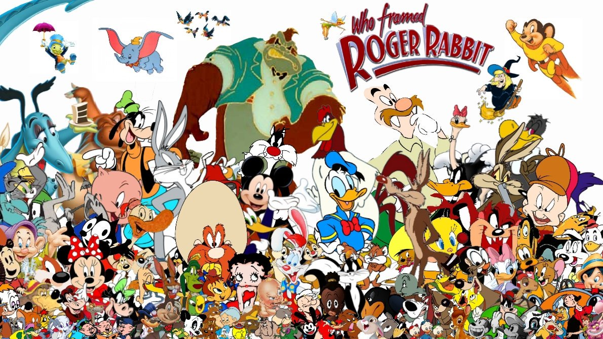 Who Framed Roger Rabbit 1988 31st Anniversary By Bryangul2020 On Deviantart