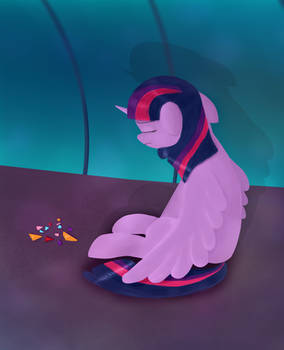 [MLP] Twilight Sparkle Defeated