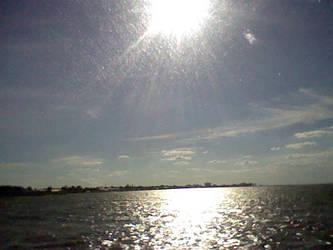 Peaceful Lake Erie by Nindendude