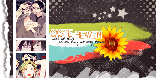 Caste Heaven #2 by trishakiss