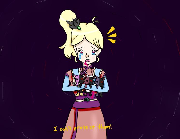 Distressed Ghost by oracle-li