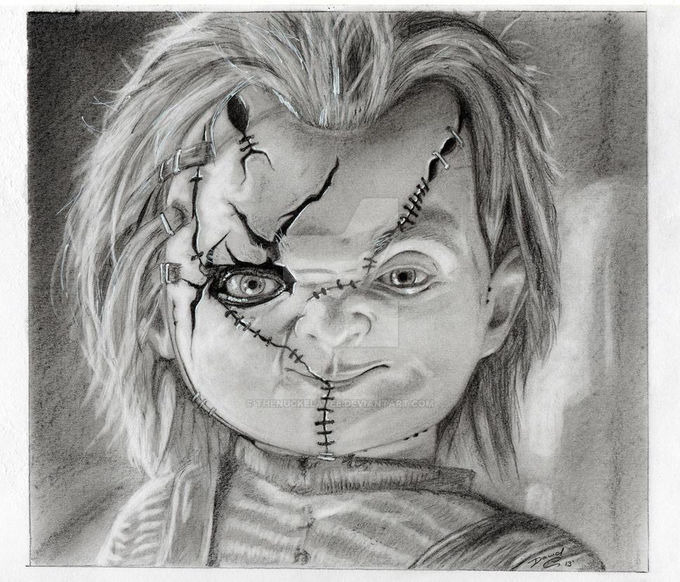 Chucky The Killer Doll by TheNuckelavee on DeviantArt