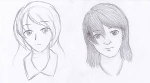 Cartoon/Manga vs Realism