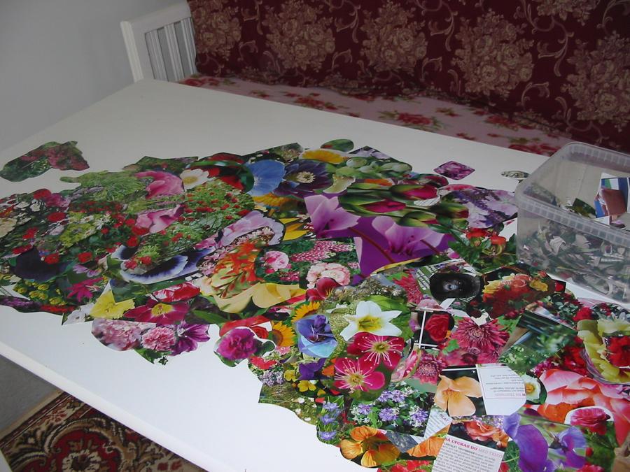 Paper clip outs by Kattvinge