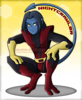 Nightcrawler : Evolution