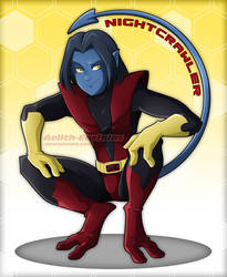 Nightcrawler : Evolution by Aelith-Earfalas