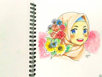 Flowers by man-maru