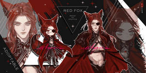 [CLOSED] Red Fox Adopt Auction [AB ADDED]