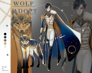 [CLOSED] Wolf Adopt Auction by eikyrona