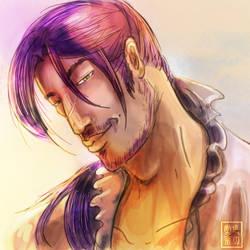 Regency Adam by JoAsakura
