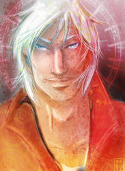 Dante by JoAsakura