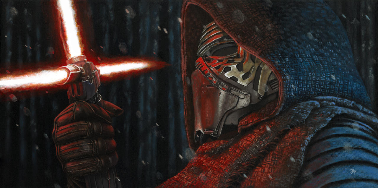Kylo Ren by jeremy-peterson-25
