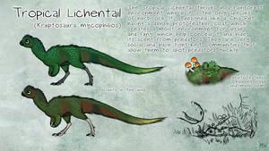 Creature Creation - Tropical Lichentail