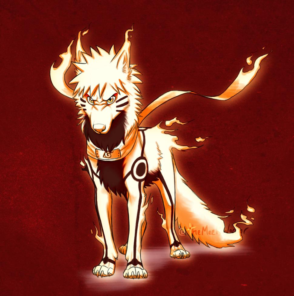 Naruto Kurama Mode Naruto UNLEASHED! -- K...