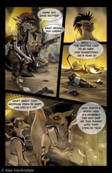 Relic Page 40 by AlexVanArsdale