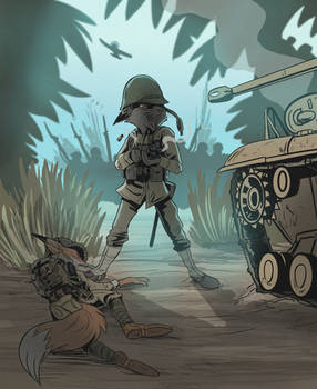 WWII Commission