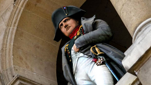 Napoleon Lives Again!!!