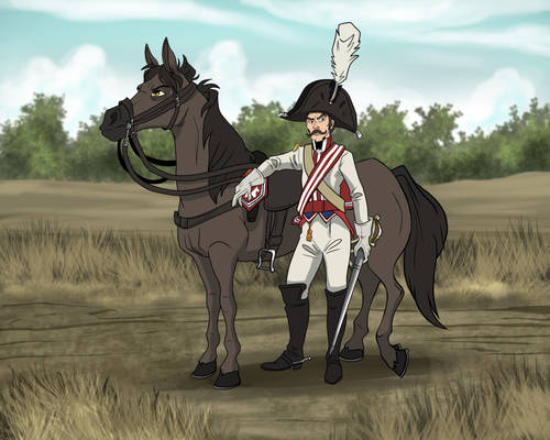 Prussian Garde Du Corps
