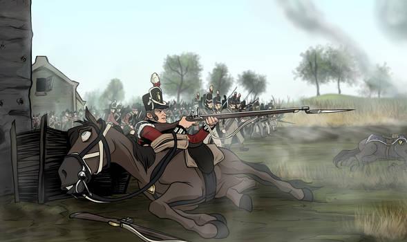 Coldstream Guards Advance!