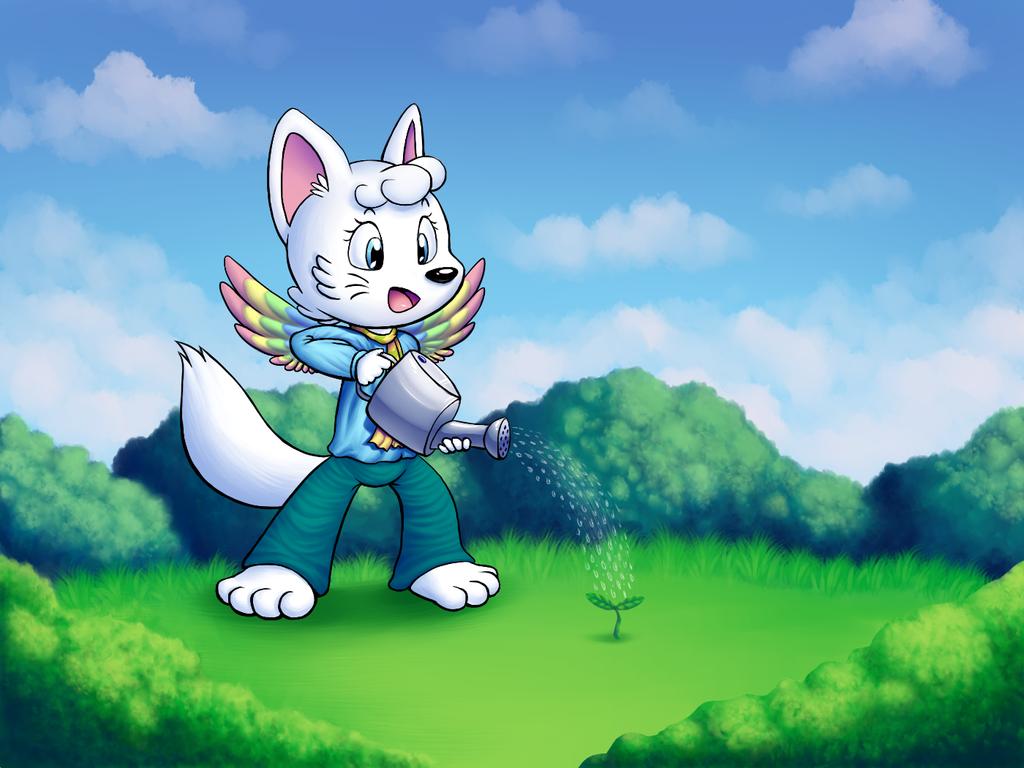 New Leaf by KazeSkyfox