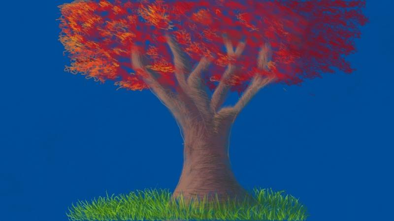 Maple tree by KazeSkyfox